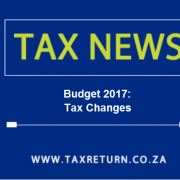 Budget 2017 - Tax Changes