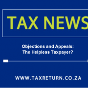 Objections and Appeals - The Helpless Taxpayer