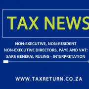 SARS General Ruling - Interpretation