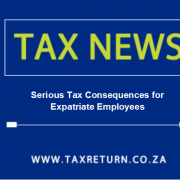 Tax Consequences for Expat Employees