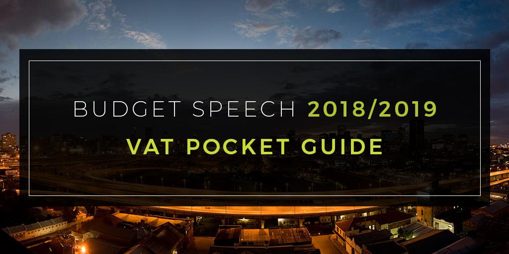 VAT Pocket Guide